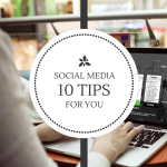 10 Small Business Social Media Tips