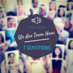 7 Questions with Kristin Schloesser of We Are Team Hans